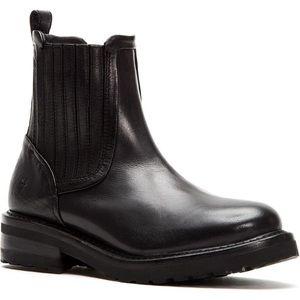 Frye Ella Moto Chelsea boot NIB